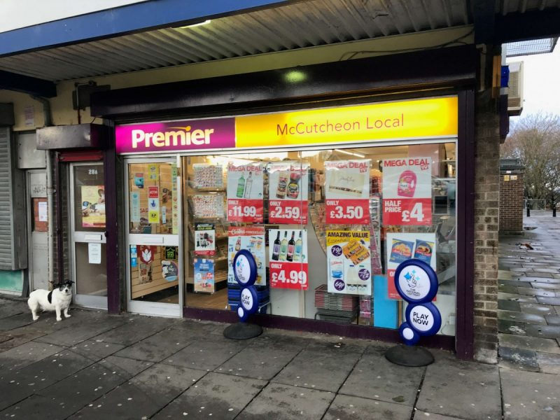 SALE AGREED – Freehold Convenience Store & Off Licence with Rental Income from Offices