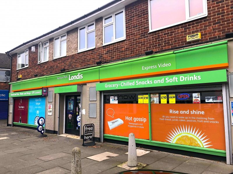 REDUCED FOR QUICK SALE<br>Convenience & Off Licence