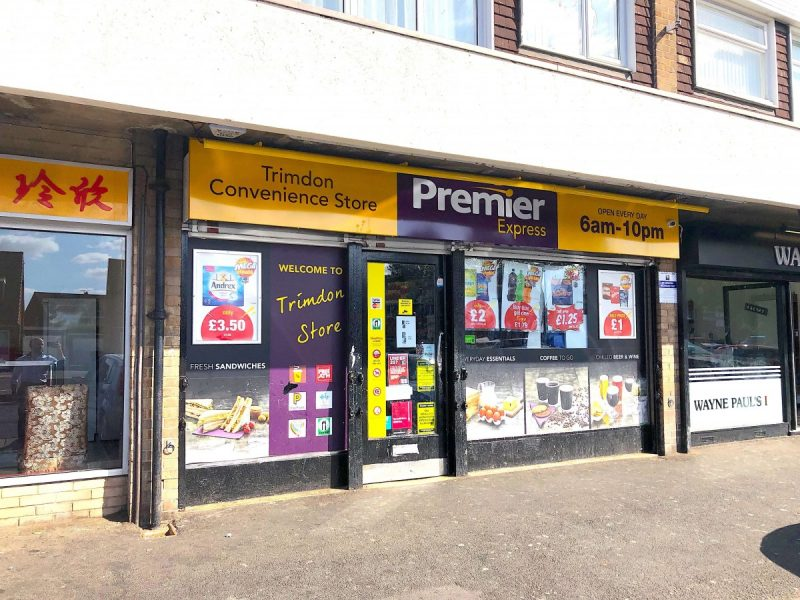 CTN Convenience Store & Off Licence with Full Refit
