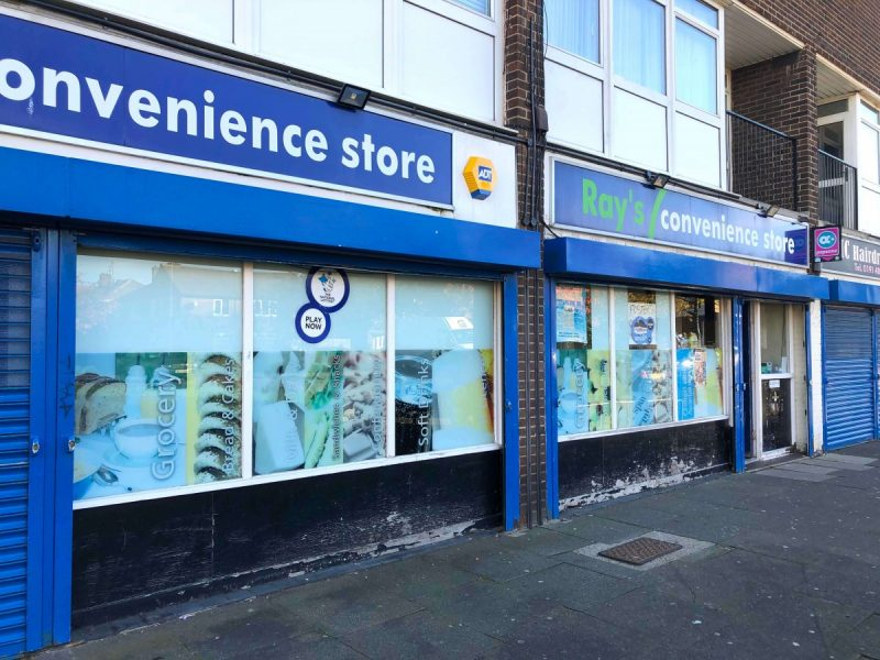 Community Convenience Store with Low Council Rent