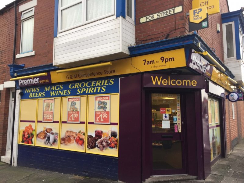 Convenience & Off Licence with 2 Bed Accommodation