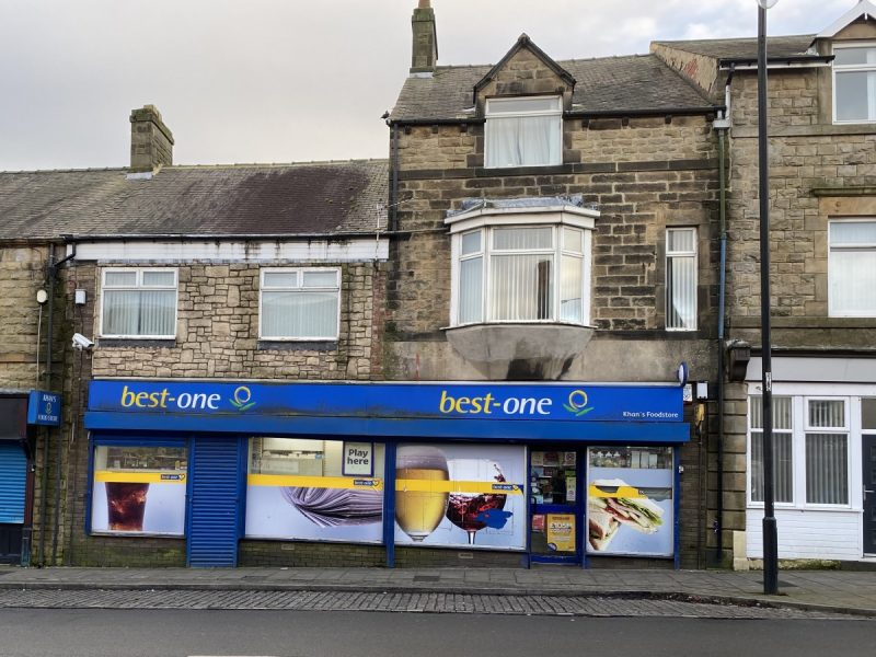 Convenience & Off Licence with 5 Bed Property Sales £16,000 Wkly