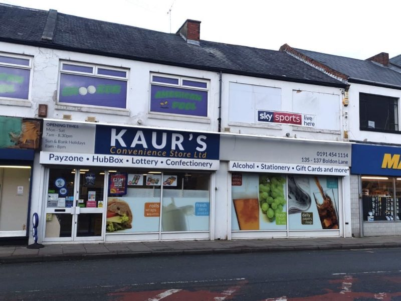 Convenience & Off Licence For Sale in South Shields