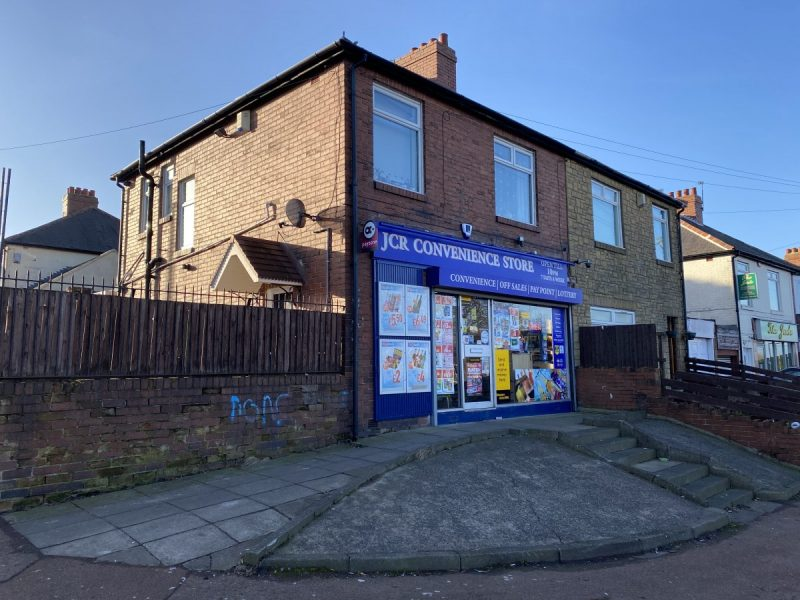 Convenience & Off Licence nr Newcastle city