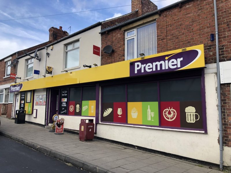 Convenience Store & 3 Bedroom Accommodation