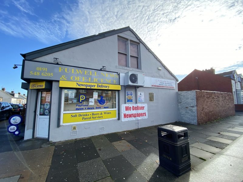 Convenience & Off Licence with Freehold Opportunity