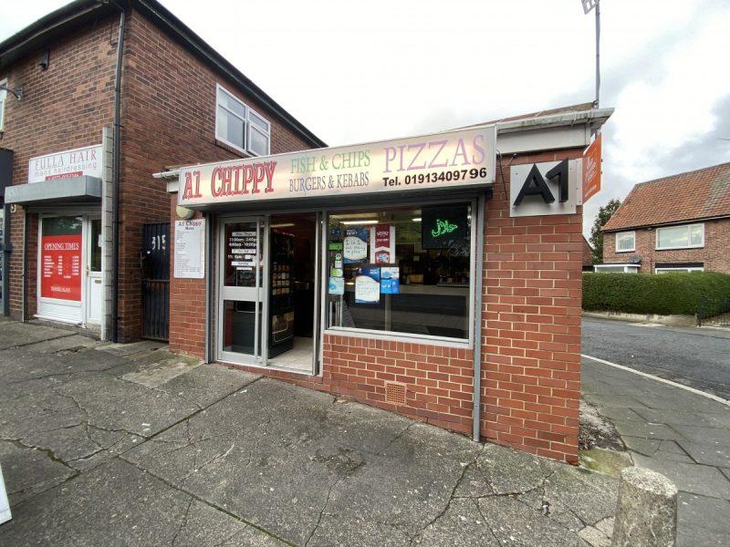 Fish & Chip Shop, Kebabs & Pizzas