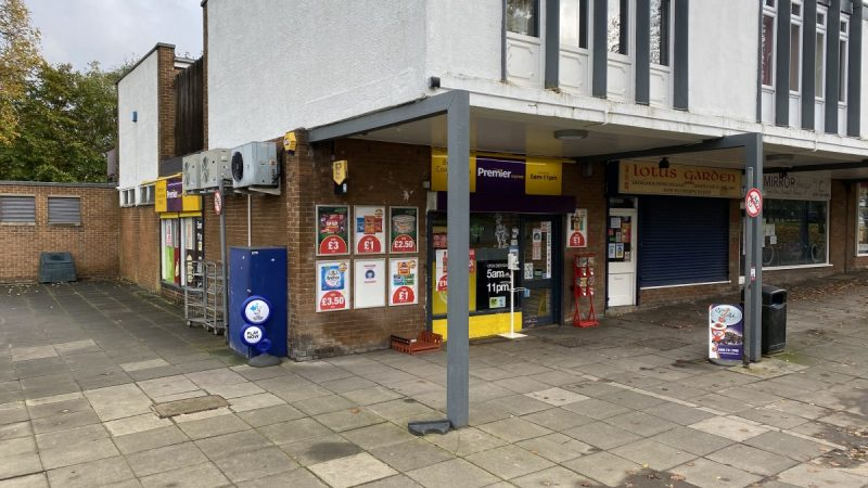 Convenience Store & Off Licence Low Rent