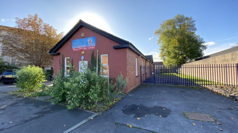 SOLD – Day Nursery (Temporarily Closed) & Freehold Investment Opportunity
