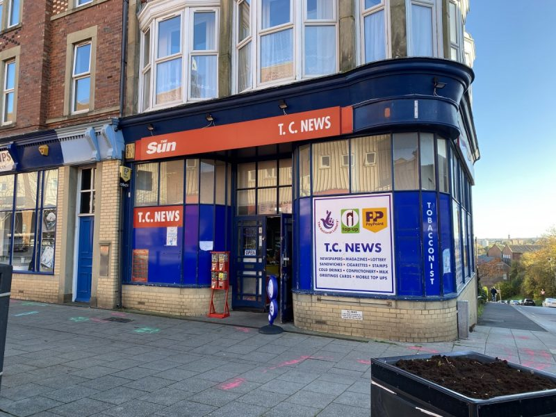 Convenience & Off Licence in Town Centre