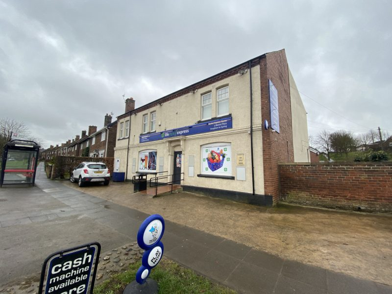 Freehold Convenience Store & Off Licence with 4 Bedroom Property
