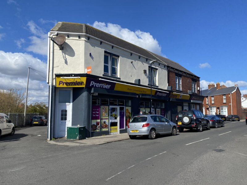Coastal Convenience & Off Licence with 2 Bedroom Property