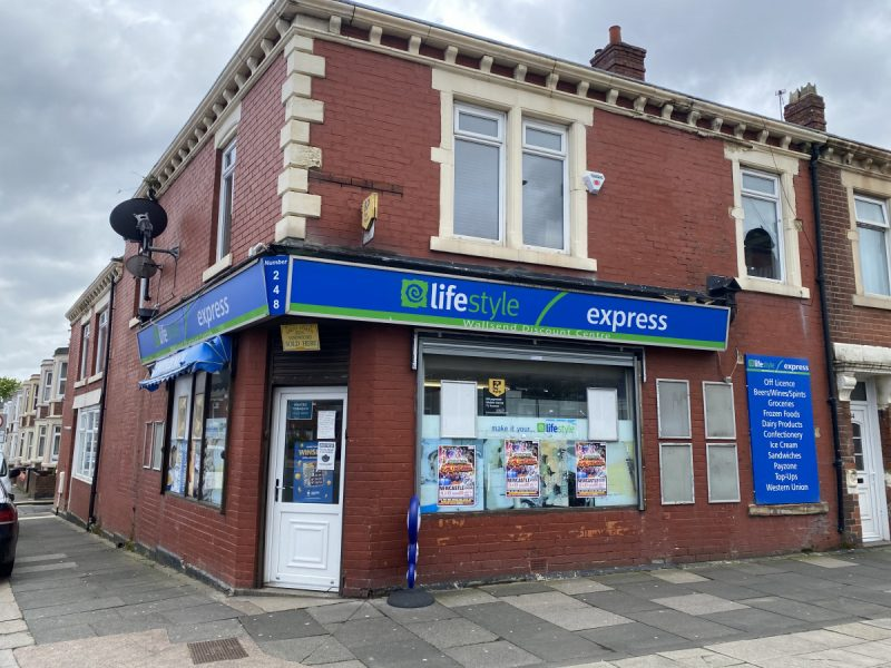High Turnover Convenience Store & Off Licence