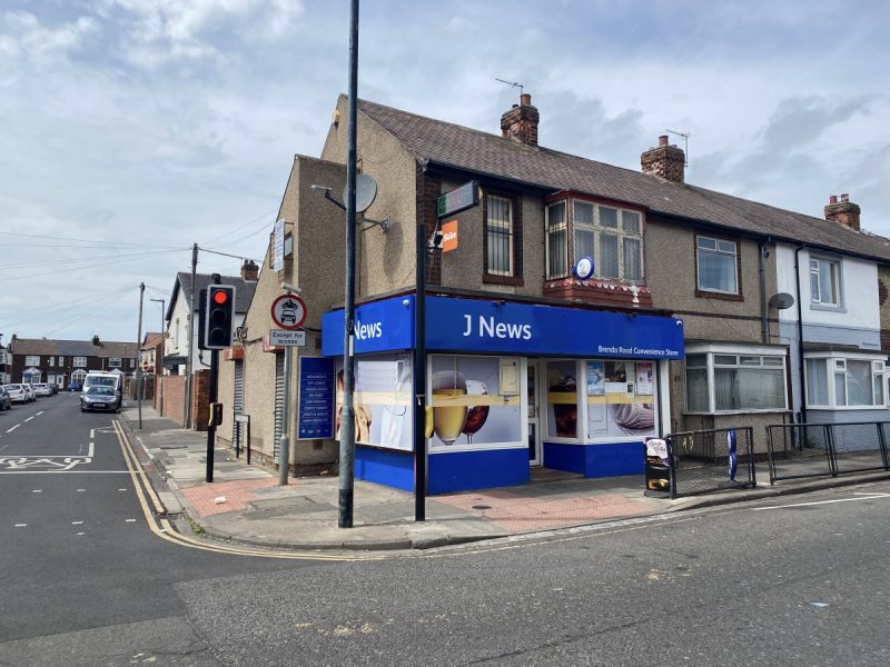 Freehold Convenience Off Licence & 2 Bed Accommodation