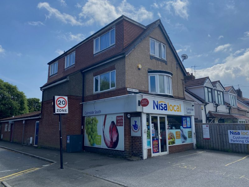 Post Office, Convenience & Off Licence w optional 3 Bedroom Property