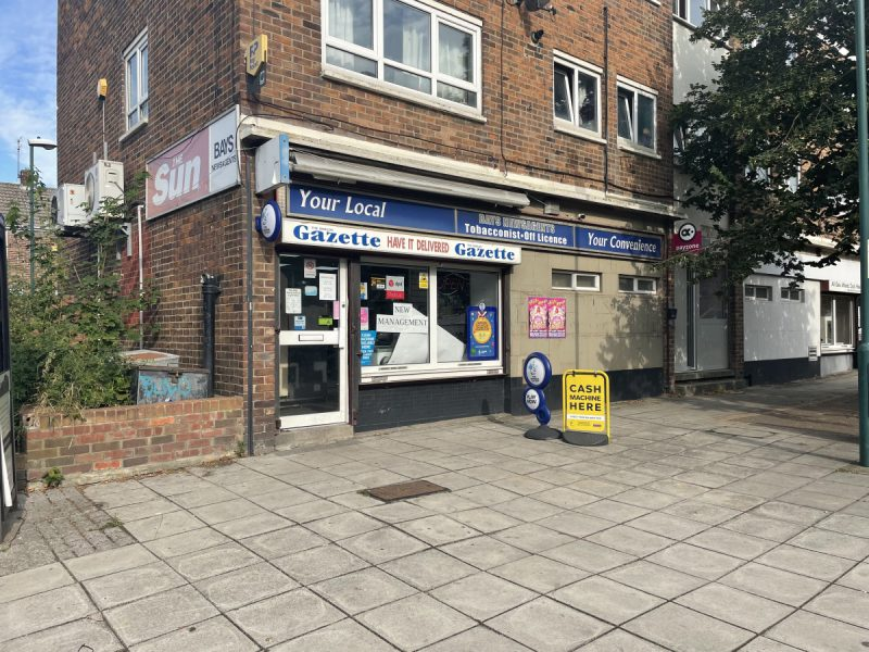 Convenience Store & Off Licence with Very Low Rent