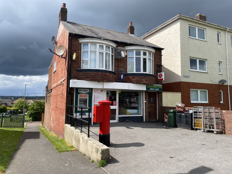 Post Office, Convenience Store & 2 Bed Accommodation